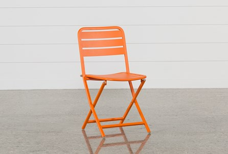 Outdoor Carnivale Mandarin Folding Chair