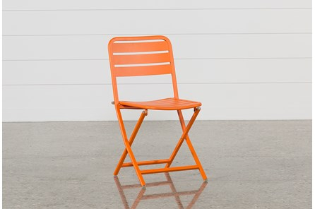Outdoor Carnivale Mandarin Folding Chair - Main