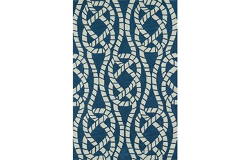 96X120 Rug-Nautical Rope