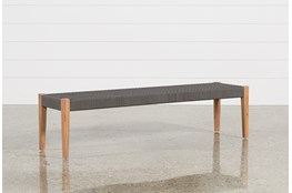 Outdoor Sienna Bench