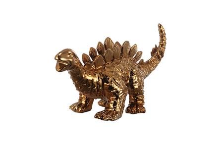 Dino Planter Gold