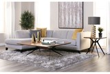 Avery 2 Piece Sectional W/Laf Armless Chaise - Room