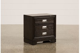 "Flynn 2-Drawer 25"" Nightstand"