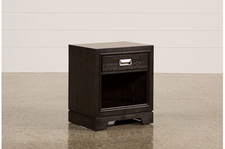 Flynn 1-Drawer Nightstand - Main
