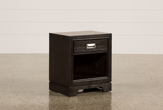 Flynn 1 Drawer Nightstand Living Spaces