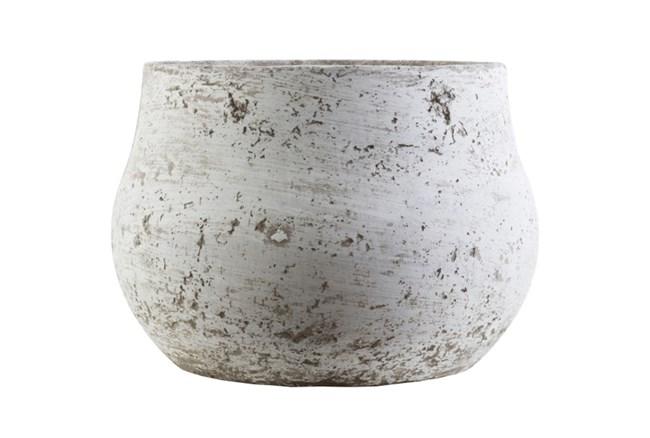 Outdoor 8 Inch Neutral Pot - 360