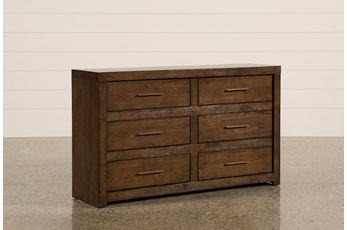 Riley Brownstone Dresser