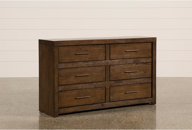 Riley Brownstone Dresser - 360