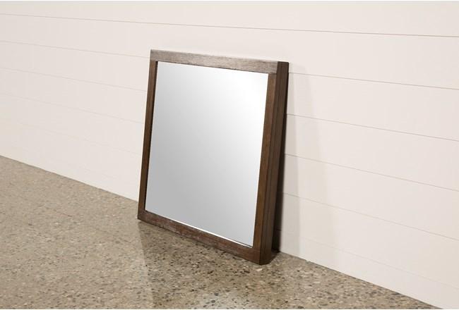 Riley Brownstone Mirror - 360