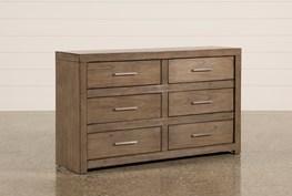 Riley Greystone 6 Drawer Dresser