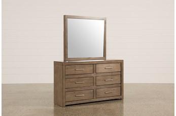 Riley Greystone Dresser/Mirror