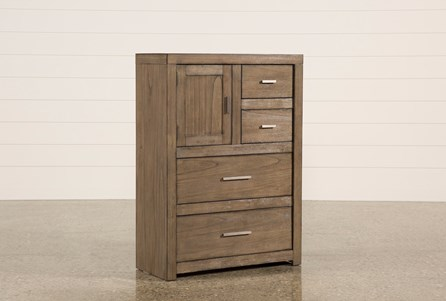 Riley Greystone Chest Of Drawers