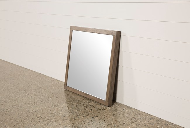 Riley Greystone Mirror - 360