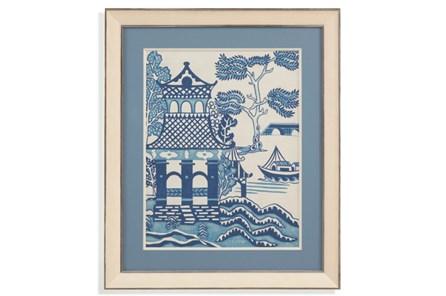 Picture-Blue Pagoda I - Main