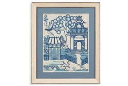 Picture-Blue Pagoda II