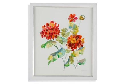 Picture-Orange Flowers I - Main