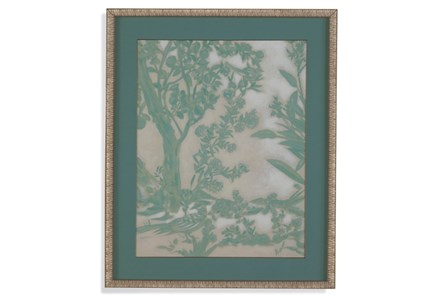 Picture-Green Chinoserie Ii - Main