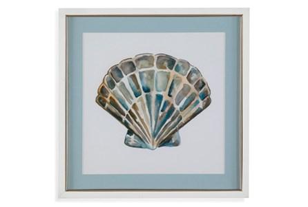 Picture-Aqua Shell Iii