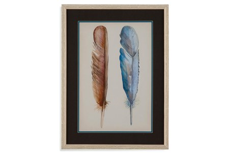 Picture-Feather Duet I