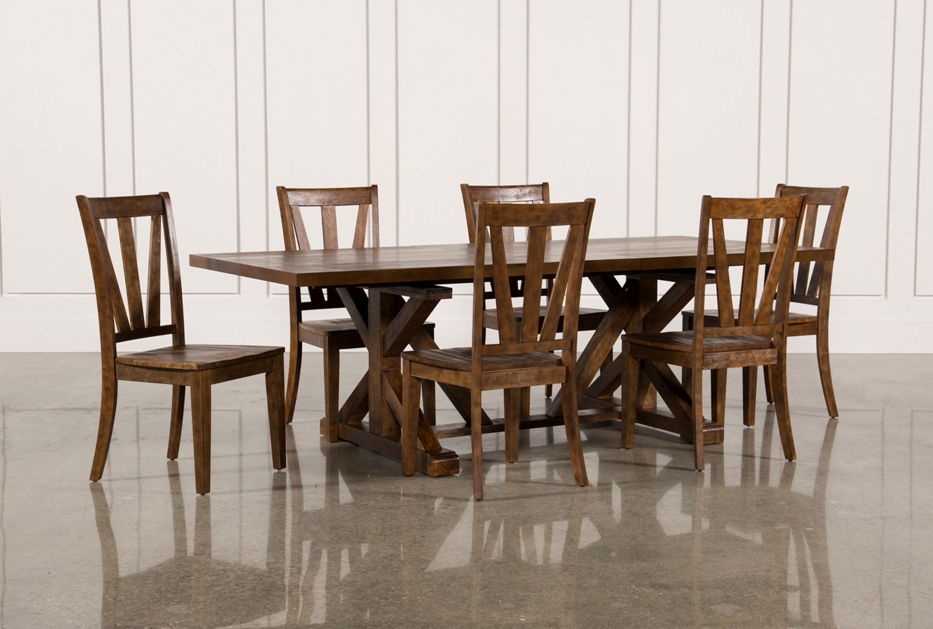 Added To Cart Chandler 7 Piece Extension Dining
