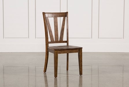 Chandler Wood Side Chair