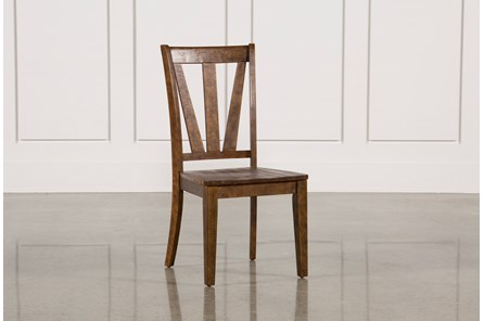 Chandler Wood Side Chair - Main