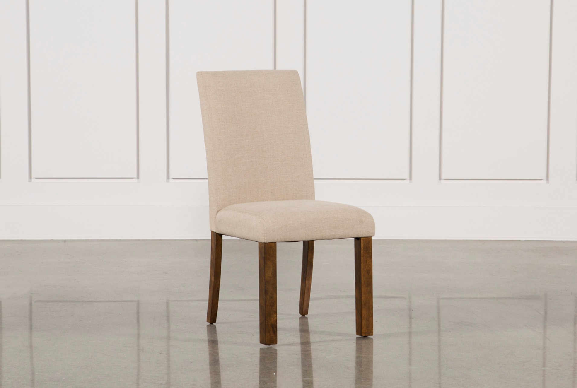 Chandler Fabric Side Chair | Living Spaces