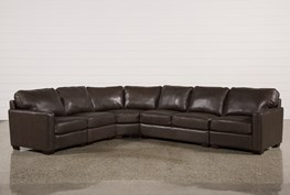 Redford Coffee 5 Piece Sectional