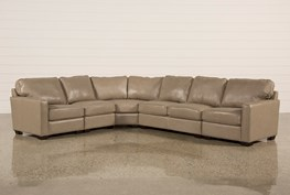 Redford Mushroom 5 Piece Sectional