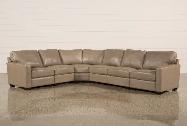Redford Mushroom 5 Piece Sectional - 360