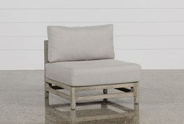 Outdoor Pompeii Armless Chair