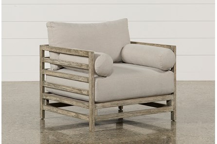 Outdoor Pompeii Lounge Chair - Main