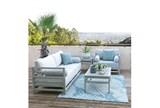 Outdoor PompeII Lounge Chair - Room