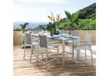 Outdoor Biscayne High Dining Table - Room