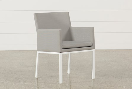 Outdoor Biscayne Upholstered Dining Chair