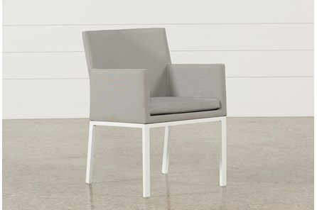 Outdoor Biscayne Upholstered Dining Chair - Main