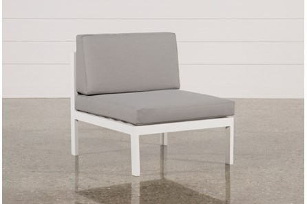 Outdoor Biscayne Armless Chair - Main