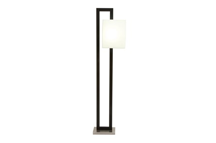 Floor Lamp-Offset Shade - Main