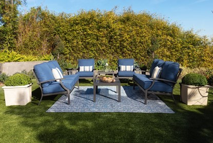 Prime Martinique Navy Outdoor Lounge Chair Ocoug Best Dining Table And Chair Ideas Images Ocougorg
