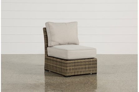 Outdoor Aventura Armless Chair - Main