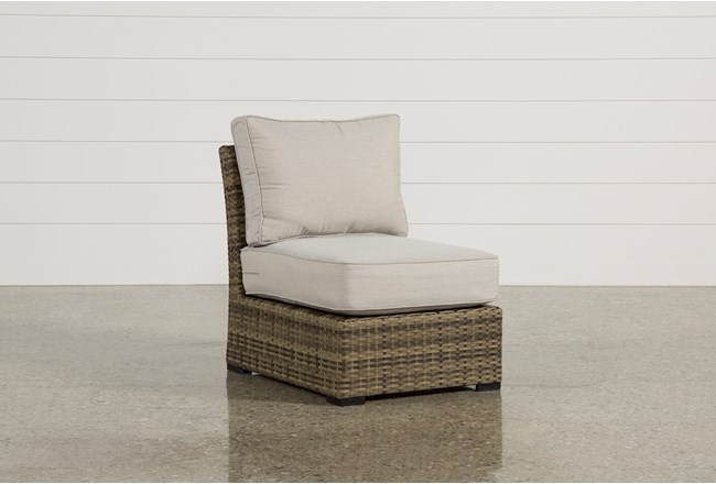 Outdoor Aventura Armless Chair - 360