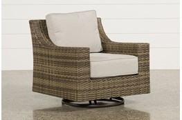 Outdoor Aventura Swivel Chair