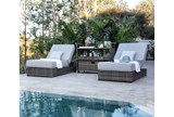 Outdoor Aventura Chaise Lounge - Room