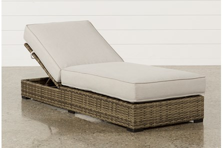 Outdoor Aventura Chaise Lounge - Main