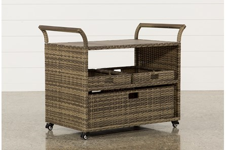 Outdoor Aventura Bar Cart - Main