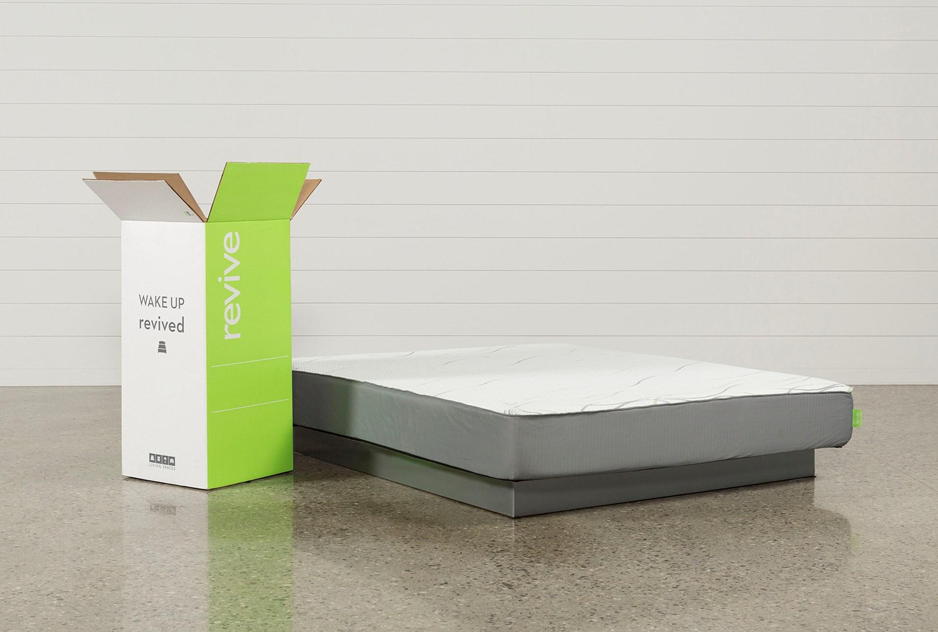 r1 medium california king mattress living spaces