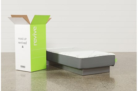R1 Plush Twin Extra Long Mattress - Main