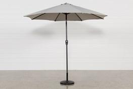 Outdoor Neutral Parasol Umbrella