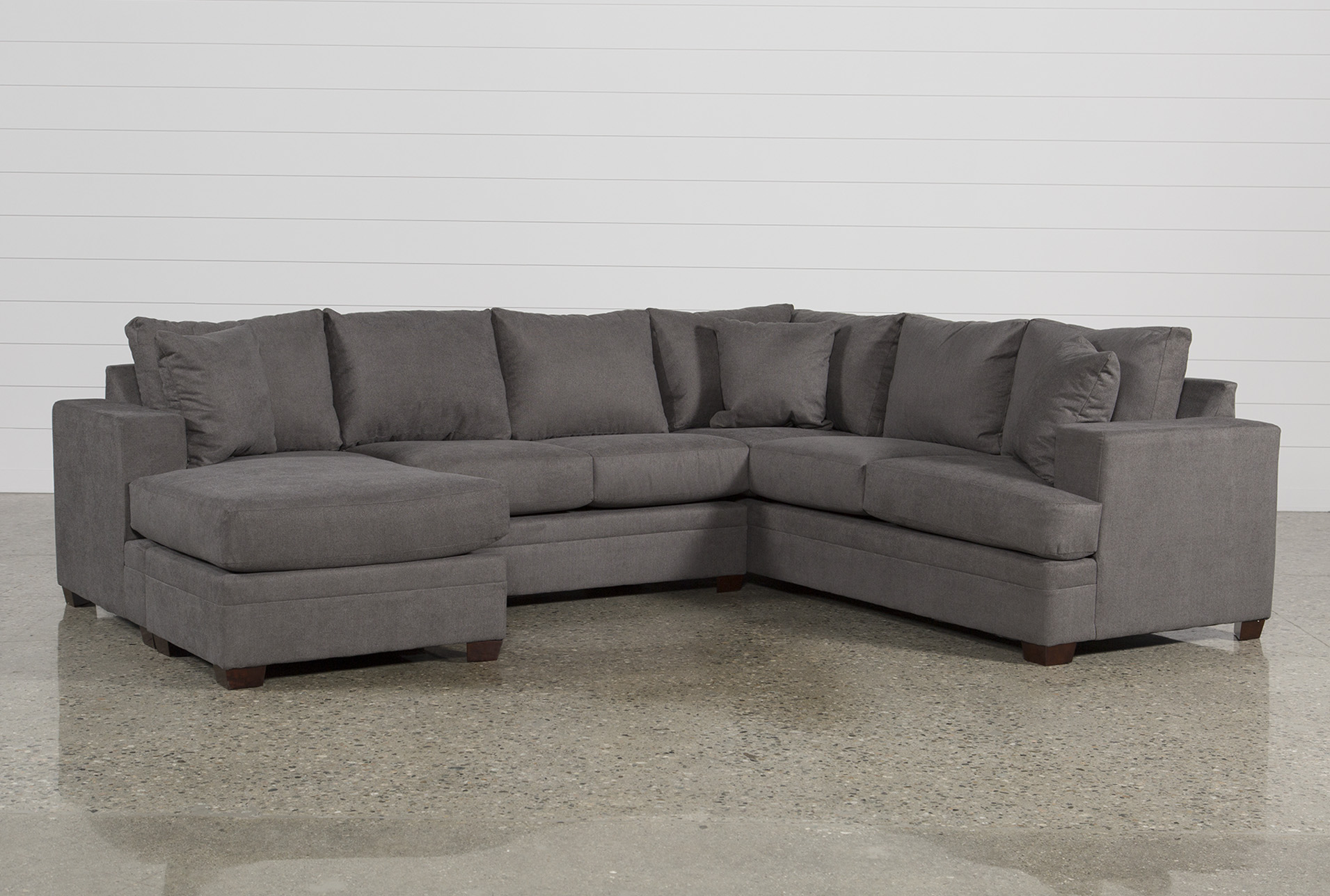 Exceptional Kerri 2 Piece Sectional W/Laf Chaise (Qty: 1) Has Been Successfully Added  To Your Cart.