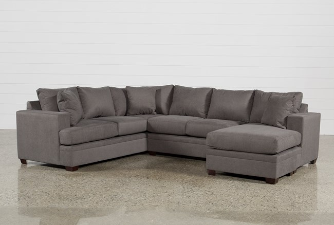 Kerri 2 Piece Sectional W/Raf Chaise - 360